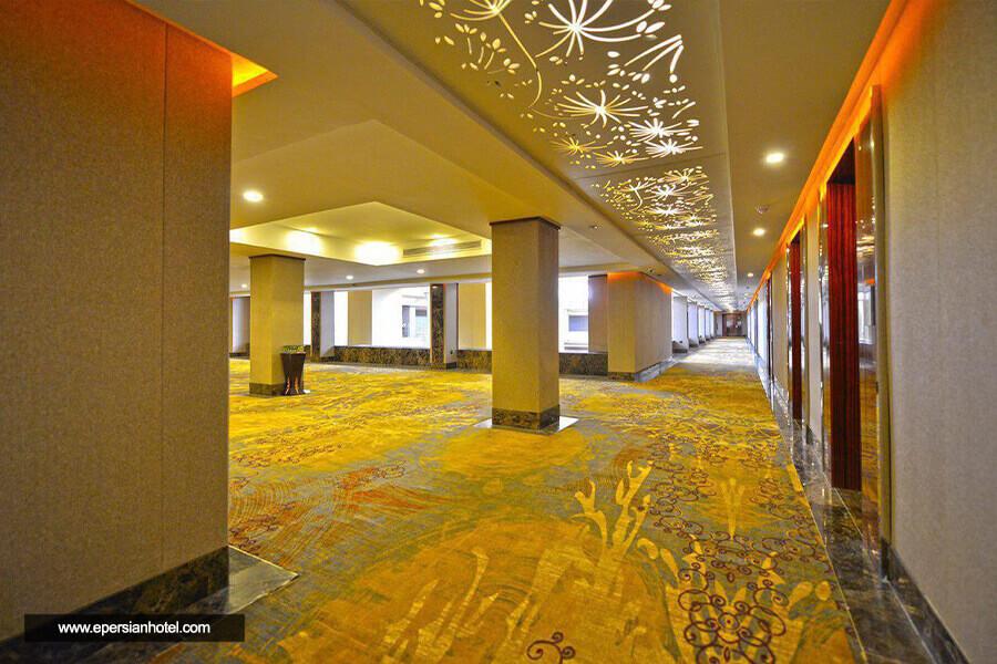 هتل داریوش کیش راهرو
