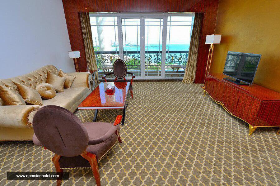 هتل داریوش کیش اتاق