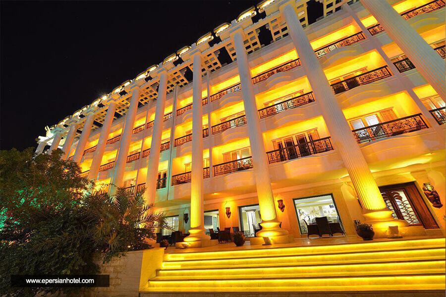 هتل داریوش کیش نما