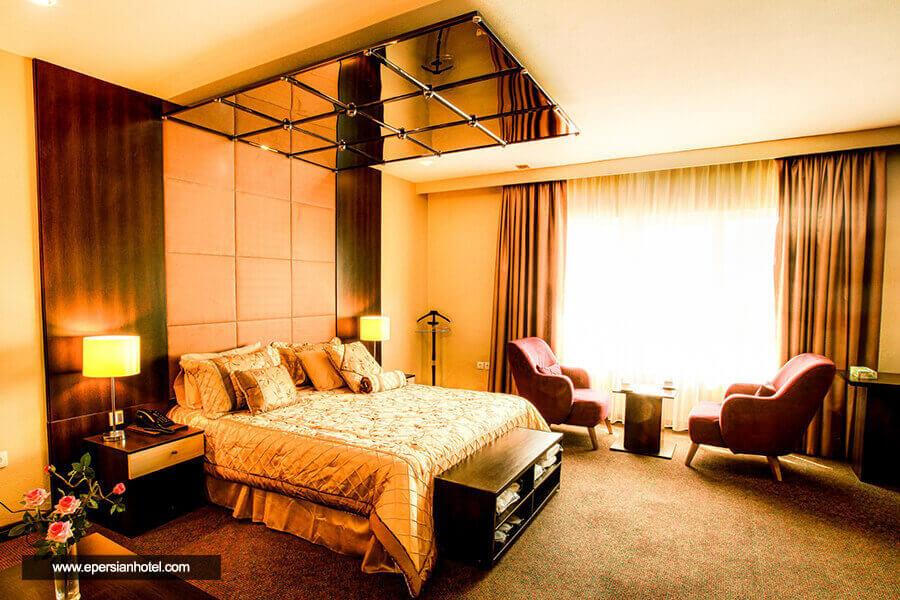 هتل ایران کیش اتاق