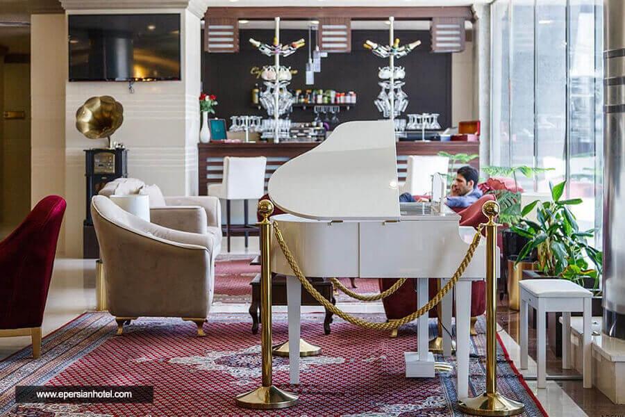 هتل ایران کیش لابی