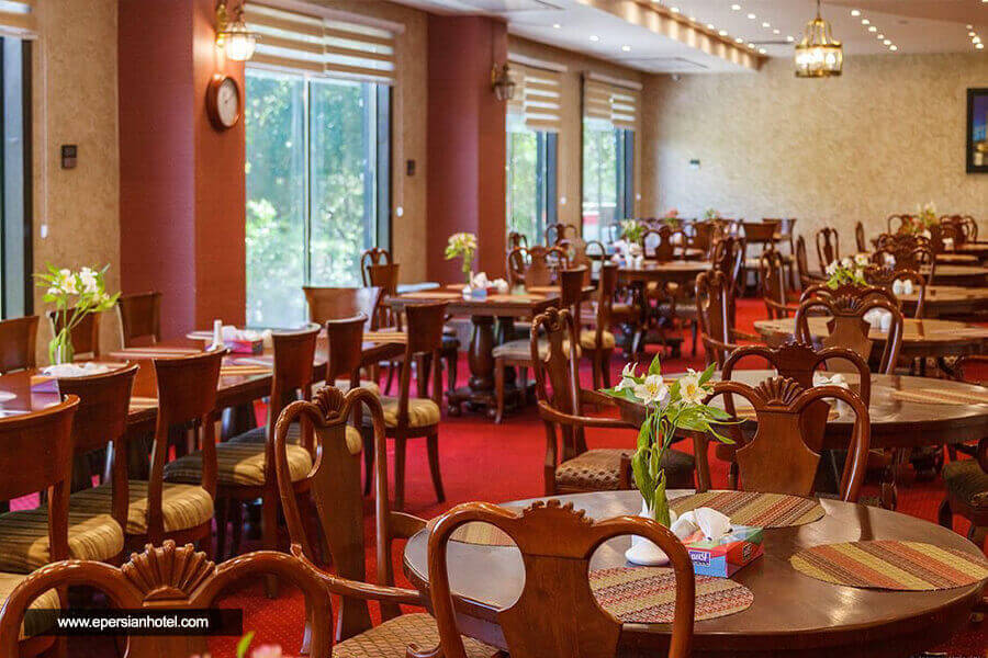 هتل ایران کیش رستوران