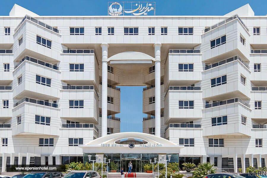 هتل ایران کیش نما