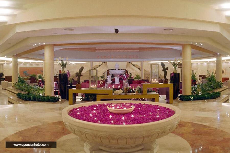 هتل مارینا پارک کیش لابی