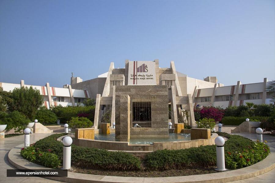 هتل مارینا پارک کیش نما