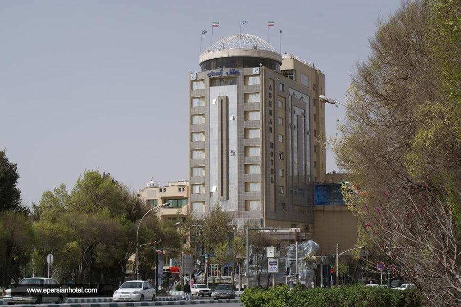 هتل آسمان اصفهان نما