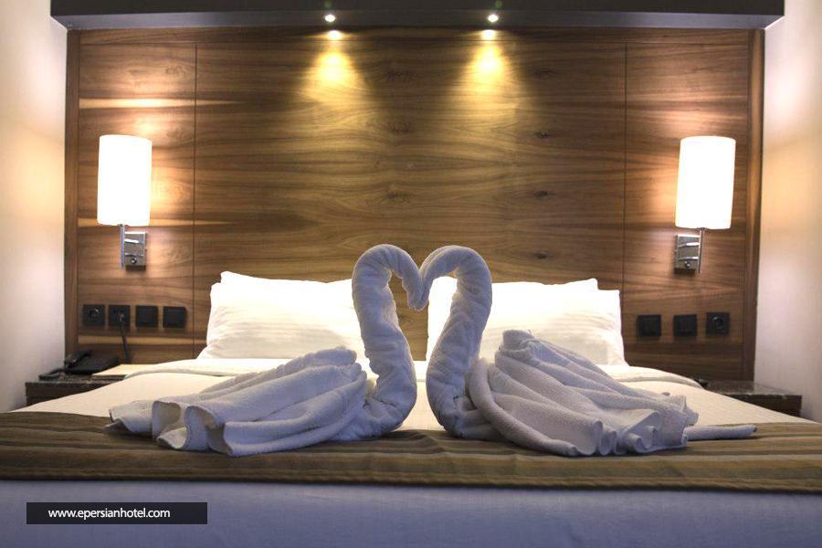 هتل آسیا مشهد اتاق دو تخته