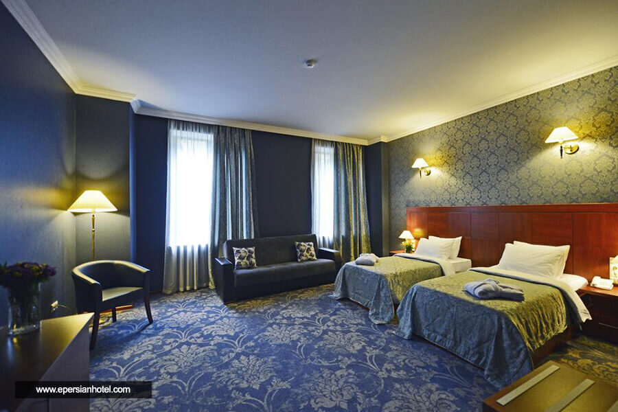 هتل آستوریا تفلیس اتاق دو تخته
