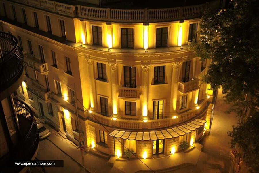 هتل آستوریا تفلیس نما