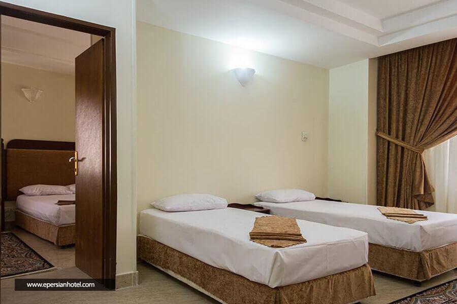 هتل آتی مشهد اتاق سه تخته