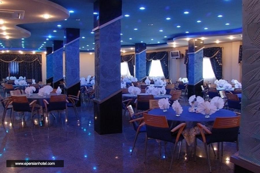 هتل آتیلار بندرعباس رستوران