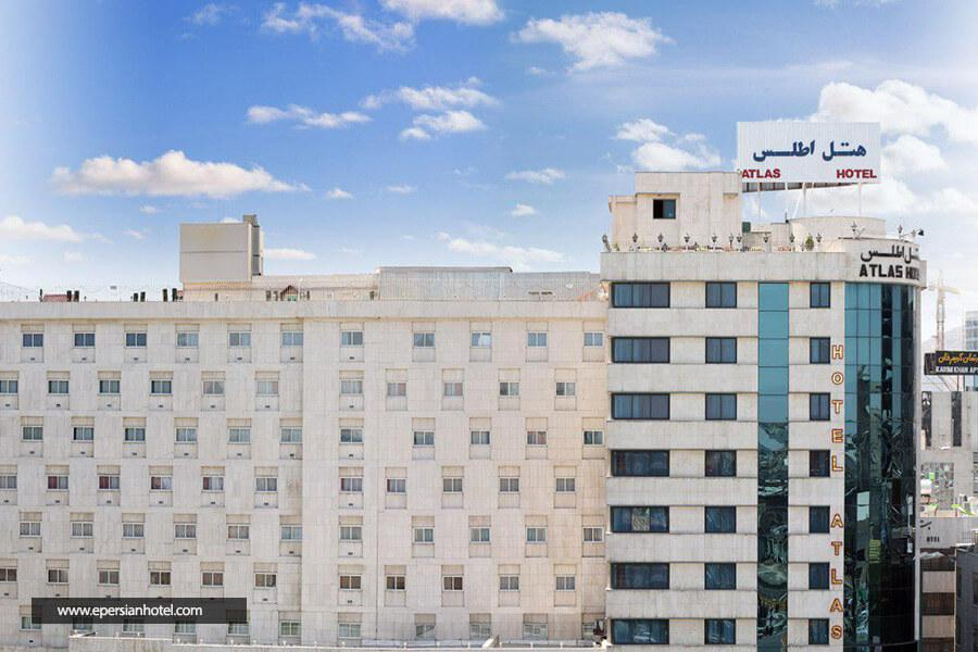هتل اطلس  مشهد class=
