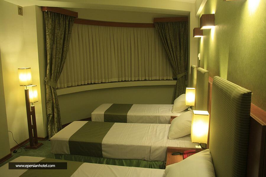 هتل اطلس مشهد اتاق سه تخته