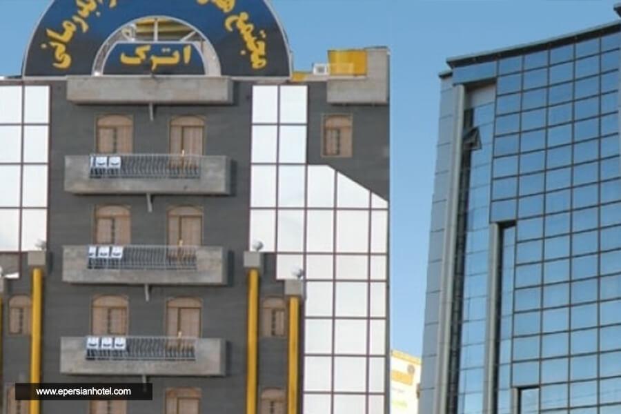 هتل اترک سرعین نما