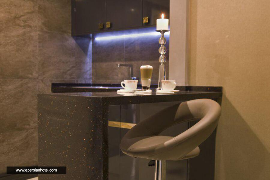 هتل اترک مشهد نمای داخلی اتاق