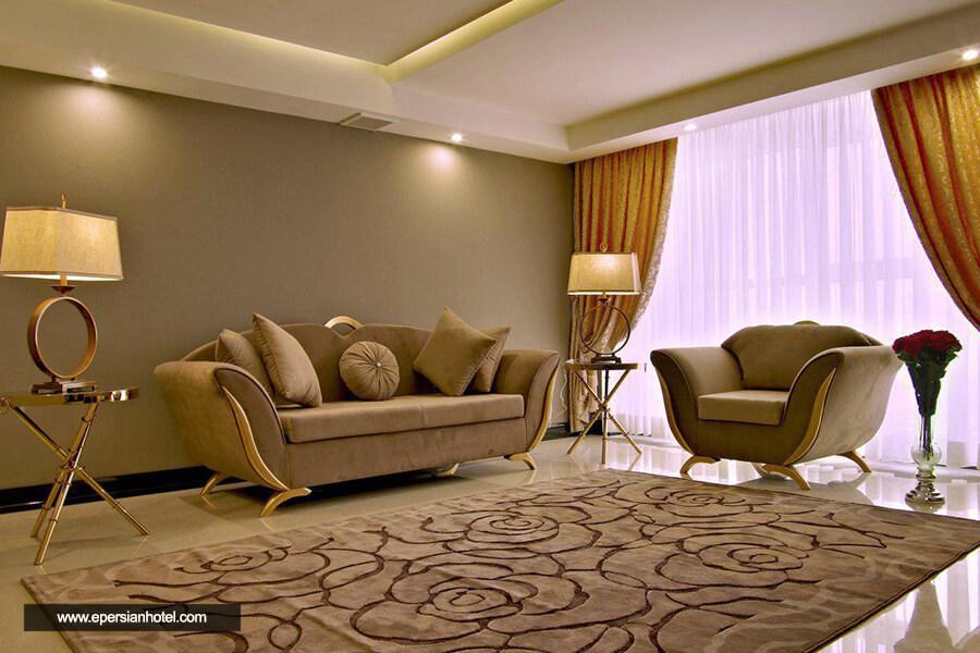 هتل اترک مشهد نمای داخلی سوئیت