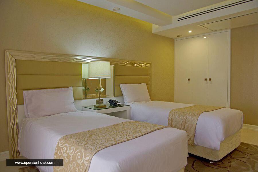 هتل اترک مشهد اتاق دو تخته