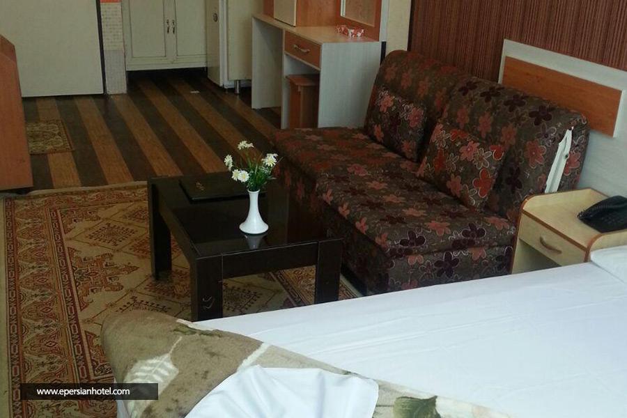 هتل آوازه مشهد اتاق دو تخته