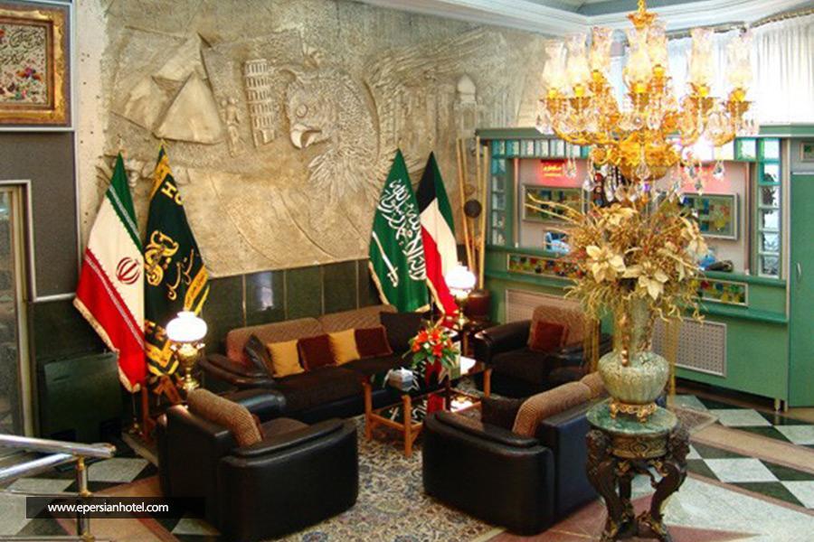 هتل اعیان مشهد class=