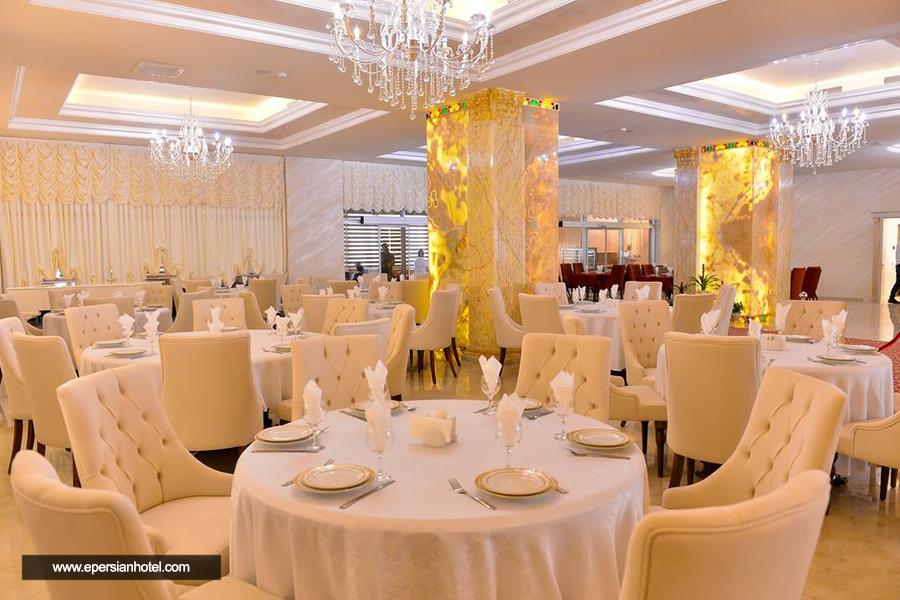 هتل آمار گرند باکو رستوران