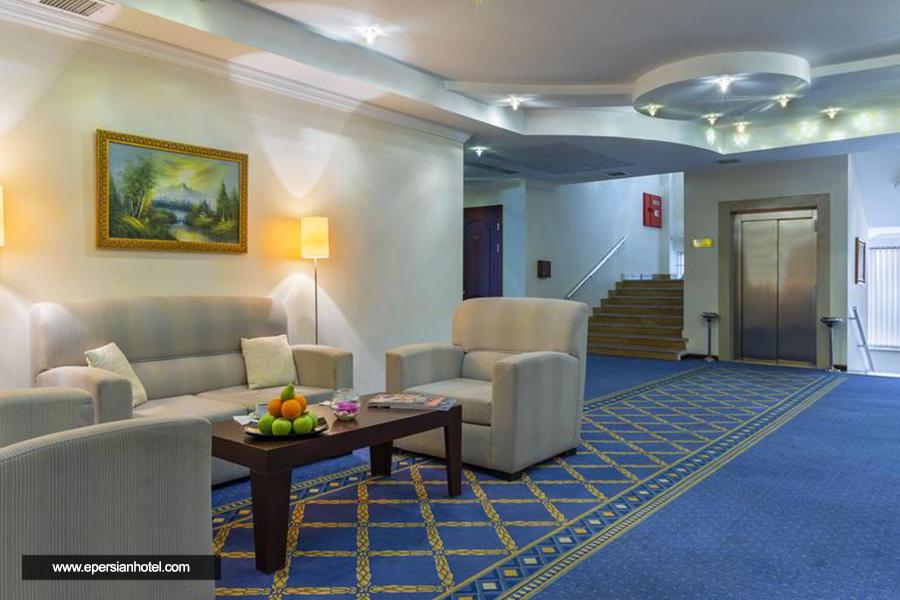 هتل آناتولیا باکو لابی