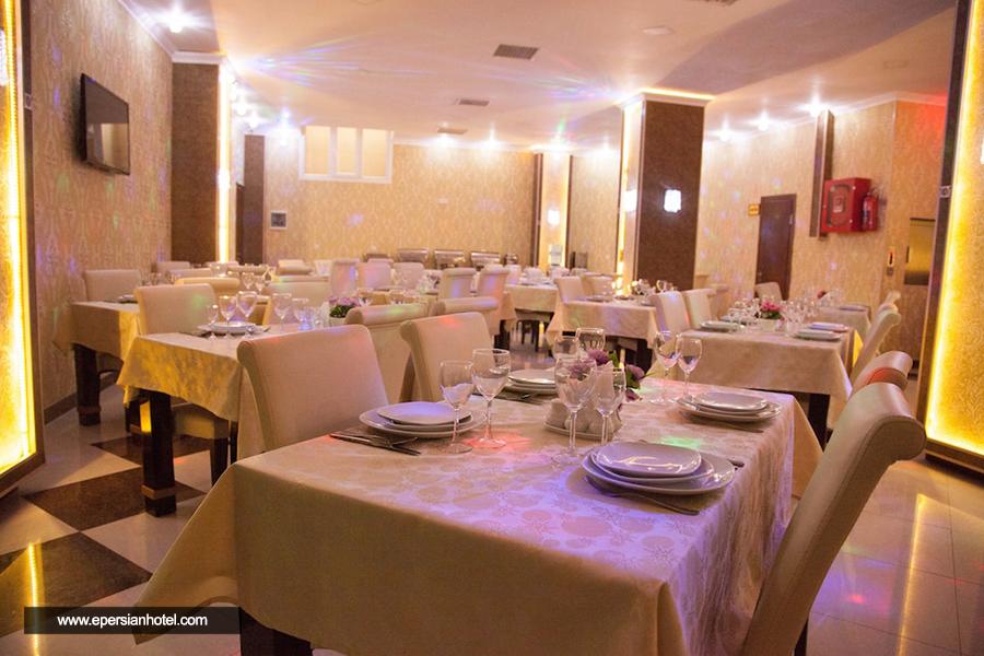 هتل آسکار باکو رستوران
