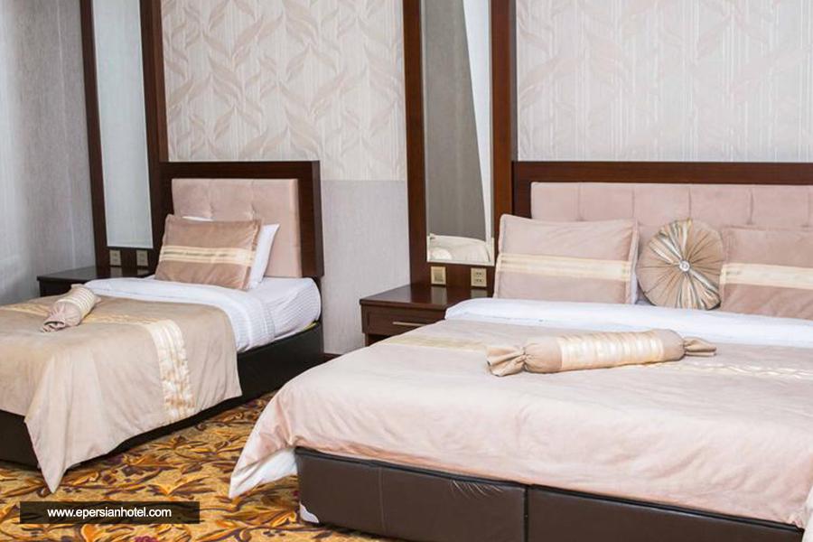 هتل اطلس باکو اتاق تریپل