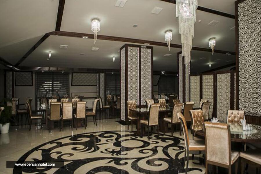 هتل آزالیا باکو رستوران