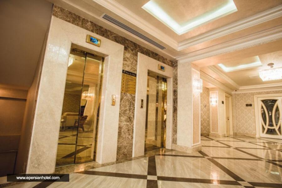 هتل باکو این باکو لابی
