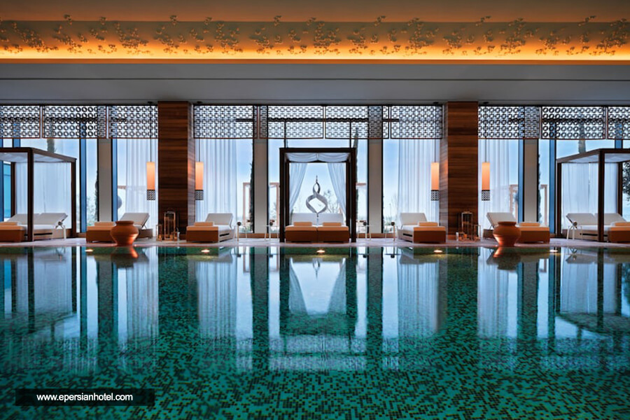 هتل بولوار اتوگراف کالکشن باکو استخر