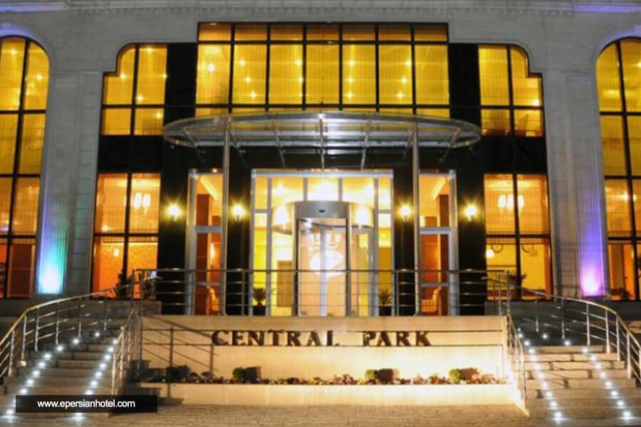 هتل سنترال پارک باکو نما