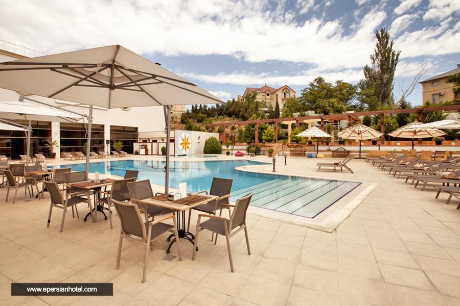 هتل اکسلسیور باکو استخر