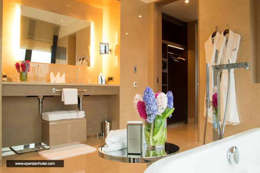 هتل فیرمونت فلیم تاورز باکو سرویس بهداشتی