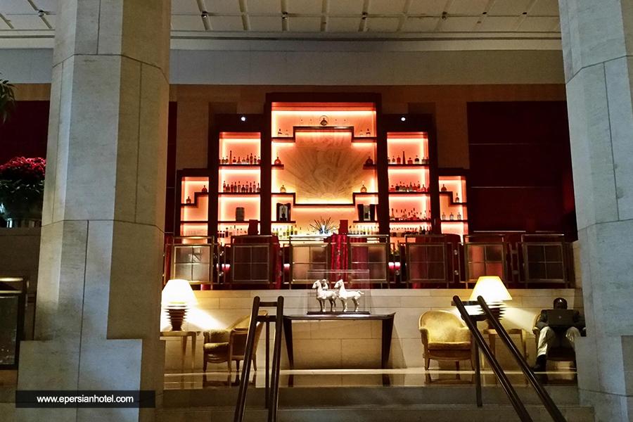 هتل فور سیزن باکو کافی شاپ