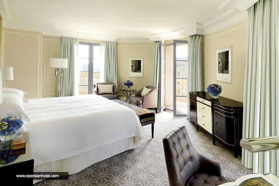 هتل فور سیزن باکو اتاق دو تخته