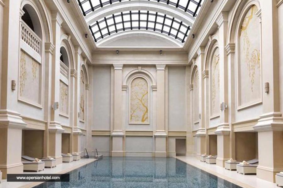 هتل فور سیزن باکو استخر