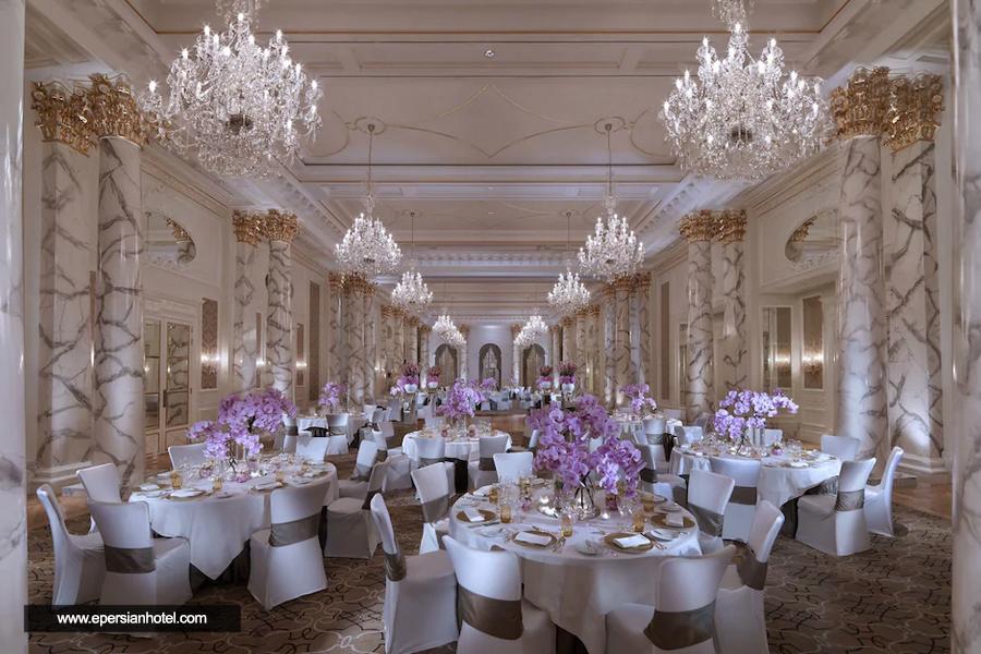 هتل فور سیزن باکو رستوران