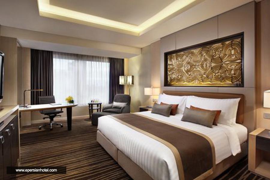 هتل آماری واترگیت بانکوک ، تایلند اتاق دبل