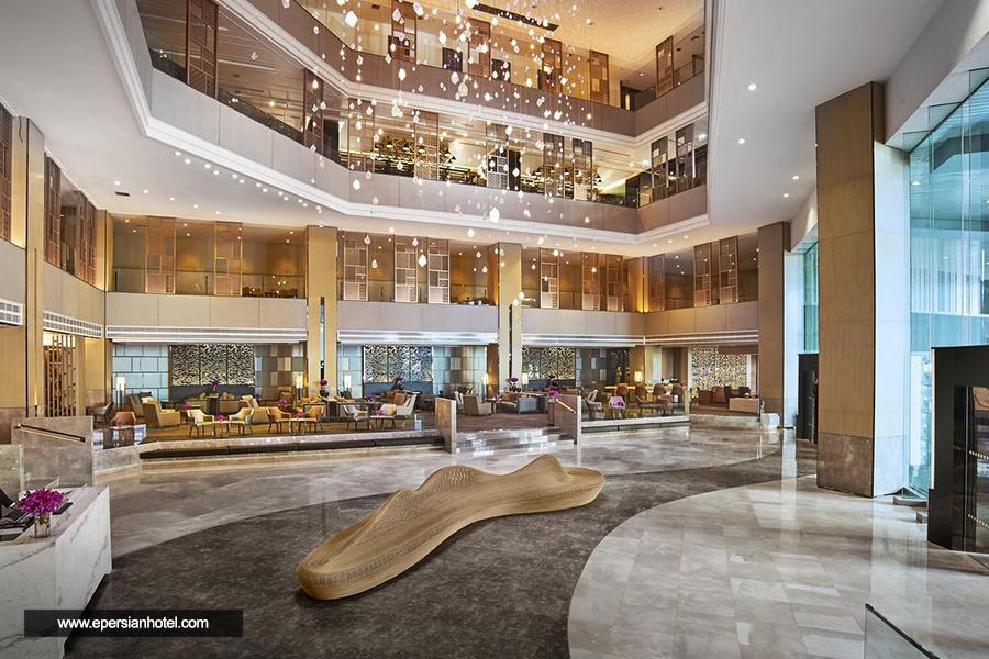 هتل آماری واترگیت بانکوک ، تایلند لابی