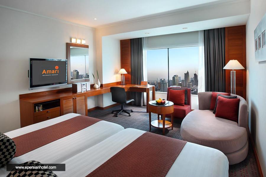 هتل آماری واترگیت بانکوک ، تایلند اتاق