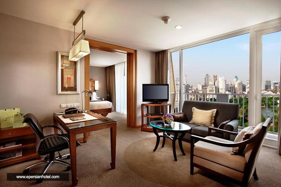 هتل دوسیت تانی بانکوک اتاق
