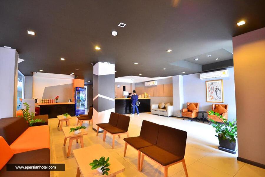 هتل اچ تو بانکوک لابی