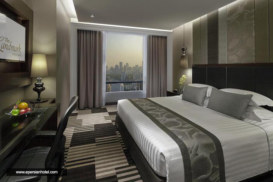 هتل لندمارک بانکوک اتاق دوتخته