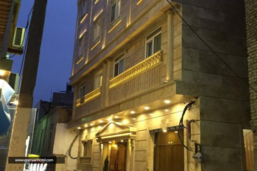 هتل آپارتمان برکات مشهد نما