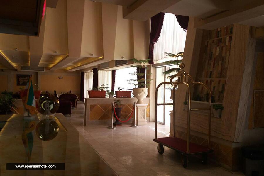 هتل بسطامی مشهد لابی