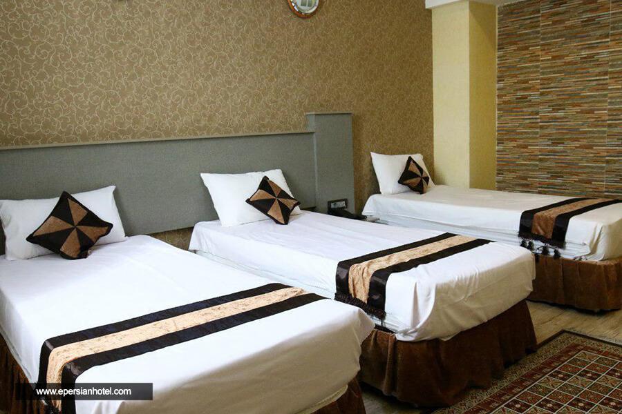 هتل بسطامی مشهد اتاق سه تخته