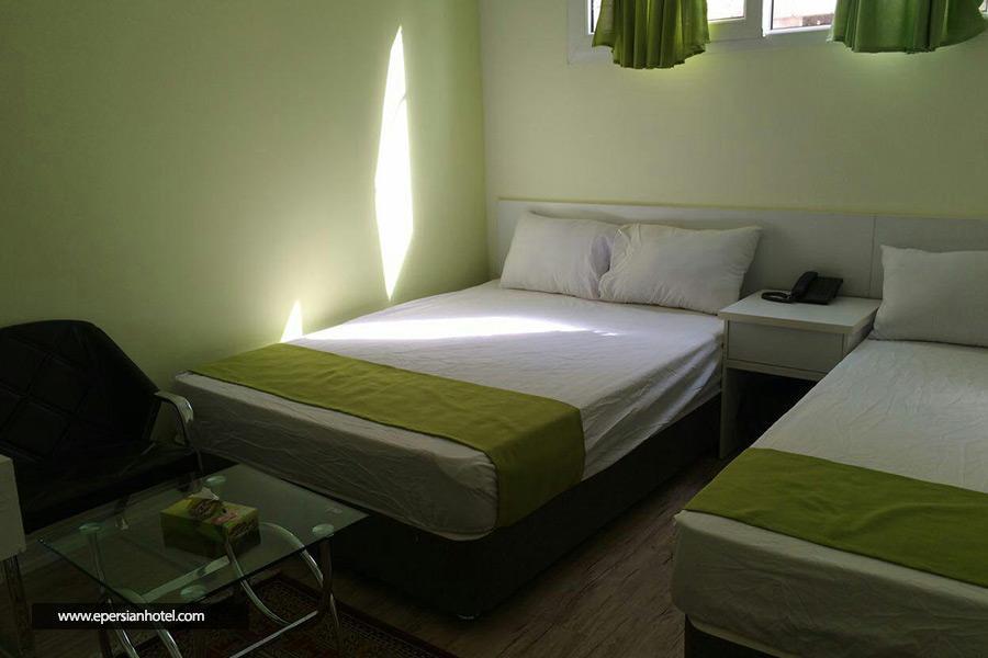 هتل بستان مشهد اتاق سه تخته