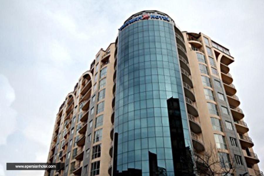 هتل اوربی 37 باتومی نما