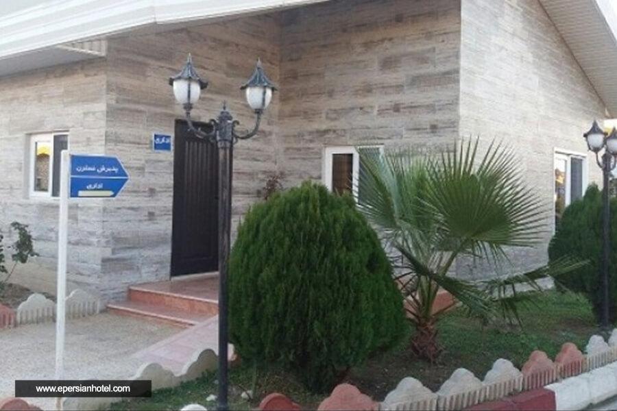 هتل بهشت افرا بابلسر نما
