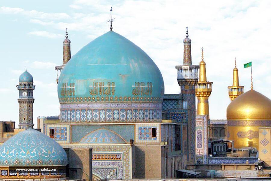مسجد جامع گوهرشاد مشهد